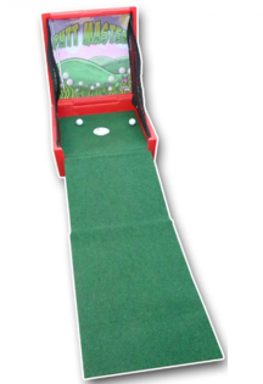 Putt Master Carnival Game