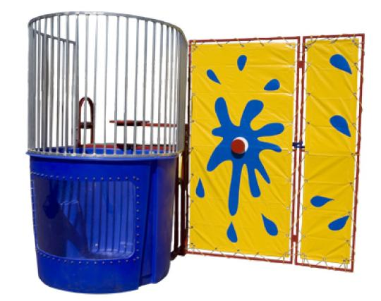Dunk Tank, Dunking Machine, Dunking Booth