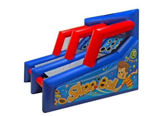 skee ball inflatable rental
