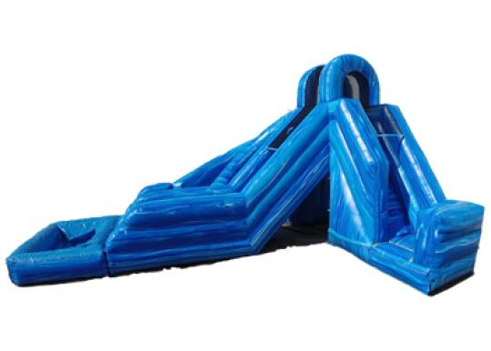 climb and slide inflatable water slide rental