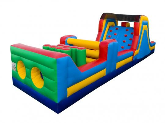 obstacle course maze
