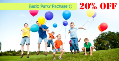 Basic Party Package C